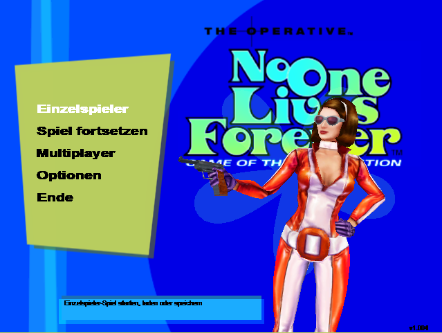 Elite Gaming Organization NOLF No One Lives Forever
